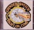 CD GRINDERSWITCH - Right On Time
