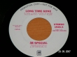 38 SPECIAL  - Long Time Gone / US-Promo