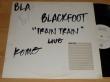 BLACKFOOT - Train Train Live 1979 – US Promo
