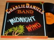 LP CHARLIE DANIELS BAND - Midnight Wind