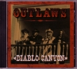 CD THE OUTLAWS - Diablo Canyon