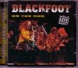CD BLACKFOOT - On The Run LIVE