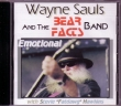 CD WAYNE SAULS (ERIC QUINCY TATE) - And The Bear Facts Band
