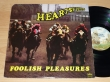 LP HEARTSFIELD - Foolish Pleasures