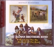 CD ALLMAN BROTHERS BAND  - Reach For The Sky + Brothers Of The Road