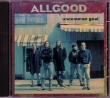 CD ALLGOOD - Uncommon Goal