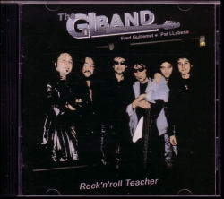 GL BAND  - Rock´N´Roll Teacher