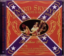 CD LYNYRD SKYNYRD  - Another Road – Live Cardiff 75