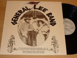 LP GENERAL LEE BAND - Confederal Wedding