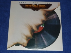 LP HENRY PAUL BAND (OUTLAWS) - Feel The Heat