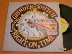 LP GRINDERSWITCH - Right On Time