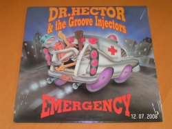 LP DR. HECTOR & THE GROOVE INJECTORS (GRINDERSWITCH) - Emergency