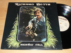 LP DICKEY BETTS (ALLMAN BROTHERS) - Highway Call