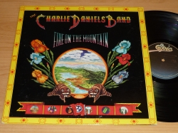 LP CHARLIE DANIELS BAND - Fire On The Mountain