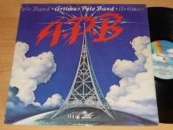 LP ARTIMUS PYLE BAND (LYNYRD SKYNYRD) - A.P.B.