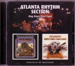 CD ATLANTA RHYTHM SECTION - Dog Days + Red Tape