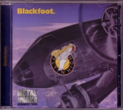 CD BLACKFOOT - Flyin´ High