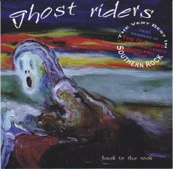 CD GHOST RIDERS - Back To The Rock