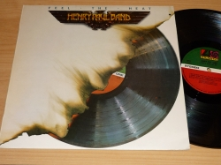 HENRY PAUL BAND (OUTLAWS) - Feel The Heat (Greece LP)