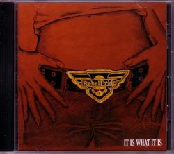 CD REBEL PRIDE - It Is What It Is