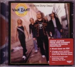 CD JOHNNY VAN ZANT BAND (LYNYRD SKYNYRD) - No More Dirty Deals