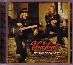 CD VAN ZANT (LYNYRD SKYNYRD) - My Kind Of Country