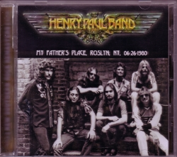 CD HENRY PAUL BAND (OUTLAWS) - Live My Father´s Place 1980