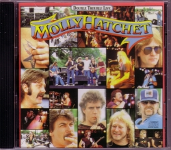 CD MOLLY HATCHET - Double Trouble LIVE