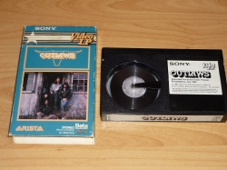 OUTLAWS - Video Casette