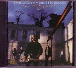 CD DICKEY BETTS (ALLMAN BROTHERS) - Pattern Disruptive
