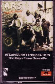 ATLANTA RHYTHM SECTION - The Boys From Doraville / cassette