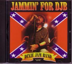 CD DIXIE JAM BAND (MOLLY HATCHET) - Jammin´ For DJB
