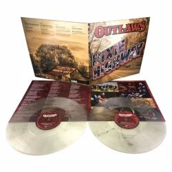 2 LPs THE OUTLAWS - Dixie Highway