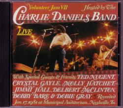 CD CHARLIE DANIELS BAND - Volunteer Jam VII