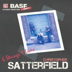 CD CHRISTOPHER SATTERFIELD - 6 Strings 9 Lives