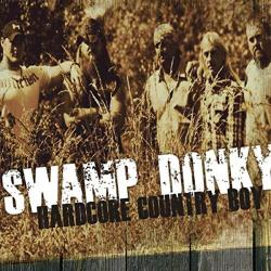 CD SWAMP DONKY - Hardcore Country Boy