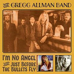 2CDs GREGG ALLMAN BAND - Just Before The Bullets Fly + I´m No Angel