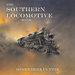 CD THE SOUTHERN LOCOMOTIVE BAND - Somewhere In Time