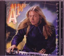 CD GREGG ALLMAN BAND (ALLMAN BROTHERS BAND) - Playin´ Up A Storm