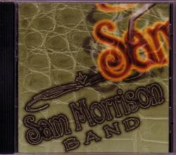 CD SAM MORRISON BAND - same/self titled