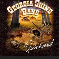 CD GEORGIA SHINE BAND - Quicksand