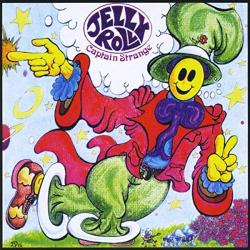 CD JELLY ROLL - Captain Strange