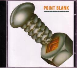 CD POINT BLANK - The Hard Way + 6 LIVE bonus tracks