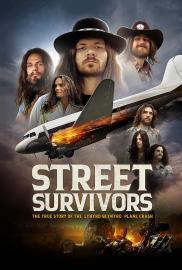 DVD STREET SURVIVORS - The True Story Of The LYNYRD SKYNYRD Plane Crash