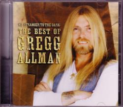 CD GREGG ALLMAN BAND (ALLMAN BROTHERS BAND) - No Stranger To The Dark