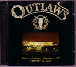 THE OUTLAWS - Live 1979 Uniondale, NY (2 CDs)