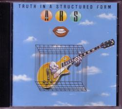 CD ATLANTA RHYTHM SECTION - Truth In A Structured Form
