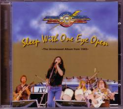 CD ATLANTA RHYTHM SECTION - Sleep With One Eye Open (The Unreleased Album From 1983)