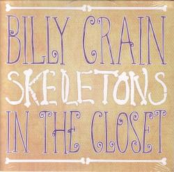 CD BILLY CRAIN (OUTLAWS) - Skeletons In The Closet