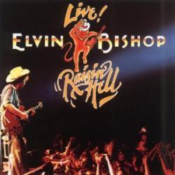 CD ELVIN BISHOP - Live! Raisin´Hell